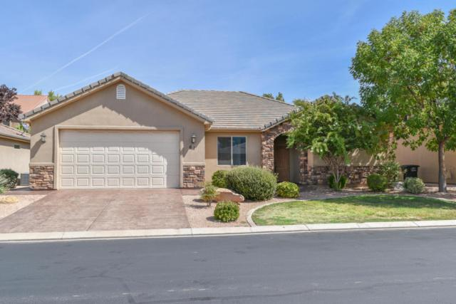 1854 W Stonebridge #61, St George, UT 84770 (MLS #17-188192) :: Remax First Realty