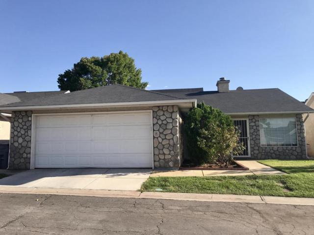 1040 N 1300 W #61, St George, UT 84770 (MLS #17-188198) :: Remax First Realty