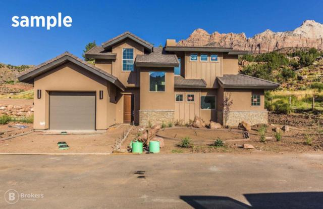 3-A Clark Subdivision, Springdale, UT 84767 (MLS #17-188654) :: Remax First Realty