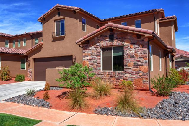3800 Paradise Village Dr #22, Santa Clara, UT 84765 (MLS #17-188695) :: Remax First Realty