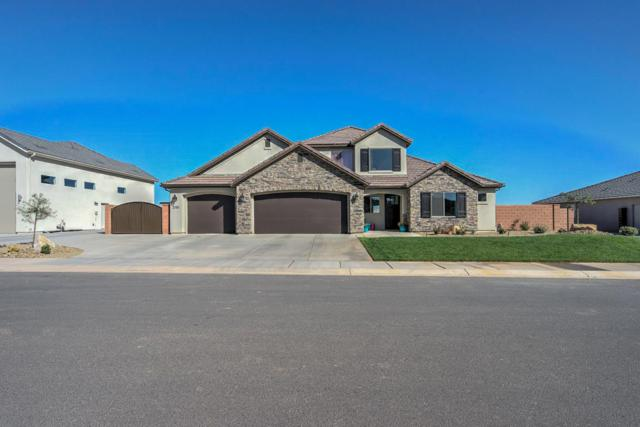 3181 E 3100 S, St George, UT 84790 (MLS #17-188838) :: Diamond Group