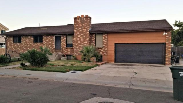 1690 W Green Valley Ln, St George, UT 84770 (MLS #17-188861) :: Remax First Realty