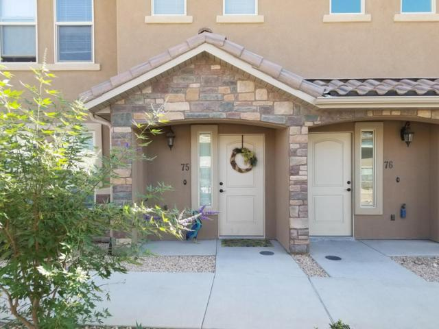 3419 S River #75, St George, UT 84790 (MLS #17-188862) :: Diamond Group
