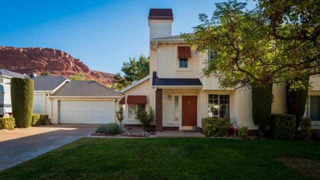 485 W Diagonal #3, St George, UT 84770 (MLS #17-188937) :: Remax First Realty