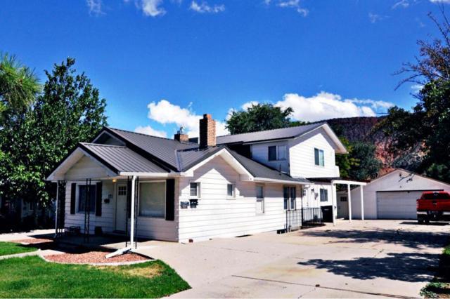 171 S 400 E, Cedar City, UT 84720 (MLS #17-188952) :: Remax First Realty