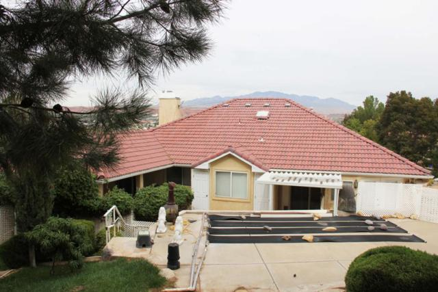 342 Vermillion Ave, St George, UT 84790 (MLS #17-188975) :: Remax First Realty