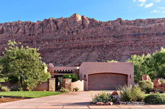 2331 W Entrada #70, St George, UT 84770 (MLS #17-189016) :: Remax First Realty