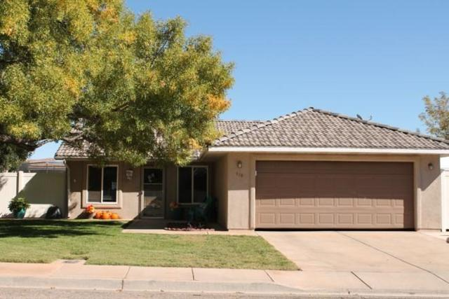 110 N 2750 E, St George, UT 84790 (MLS #17-189022) :: Remax First Realty