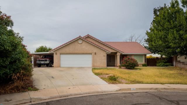 338 S Parkside Cir, St George, UT 84770 (MLS #17-189030) :: Remax First Realty