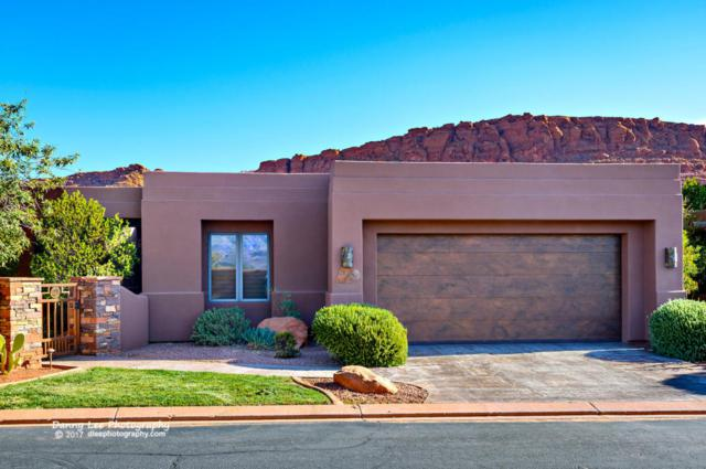 2410 W Entrada Trail #33, St George, UT 84770 (MLS #17-189307) :: Remax First Realty