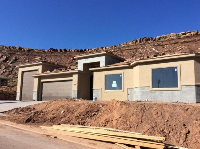 1198 W Kolob Dr, St George, UT 84790 (MLS #17-189340) :: Remax First Realty