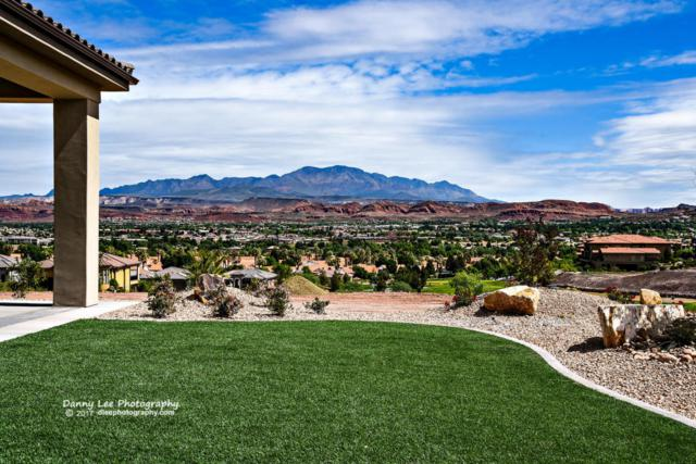 2243 W Sunbrook Dr #105, St George, UT 84770 (MLS #17-189463) :: The Real Estate Collective