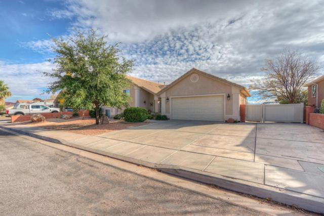 358 E 130, Ivins, UT 84738 (MLS #17-189481) :: Remax First Realty