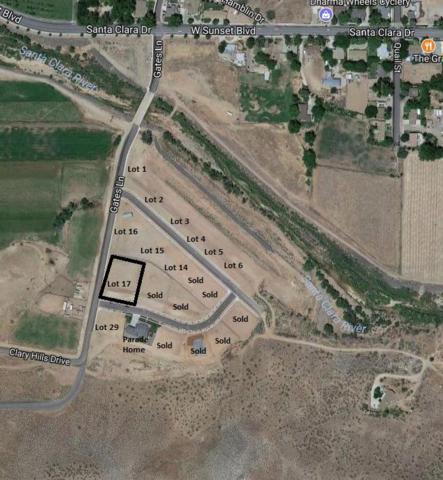 Sycamores Drive #17, Santa Clara, UT 84765 (MLS #17-189483) :: Remax First Realty