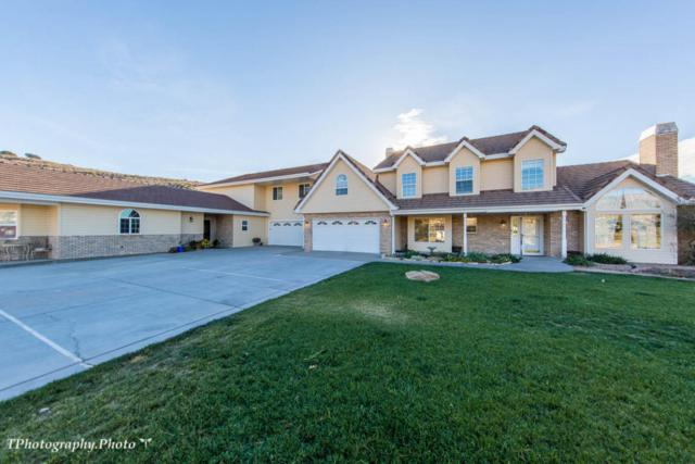 1215 W Emerald Dr, St George, UT 84770 (MLS #17-189536) :: Remax First Realty
