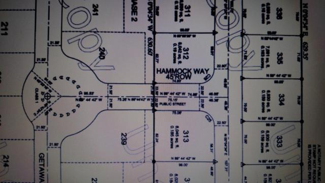 Hideaway Place Lot # 313, Hurricane, UT 84737 (MLS #17-189695) :: Remax First Realty
