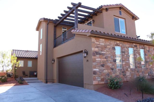 3800 Paradise Village Cir #74, Santa Clara, UT 84765 (MLS #17-189817) :: The Real Estate Collective