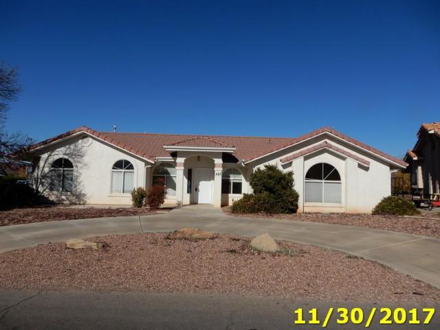 983 E Mckinley Way, St George, UT 84790 (MLS #17-189927) :: Remax First Realty