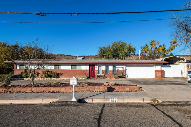 634 S Main St, St George, UT 84770 (MLS #17-189947) :: Remax First Realty