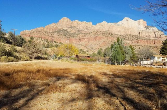 .73 Acre On Zion Park Blvd, Springdale, UT 84767 (MLS #17-189981) :: Remax First Realty