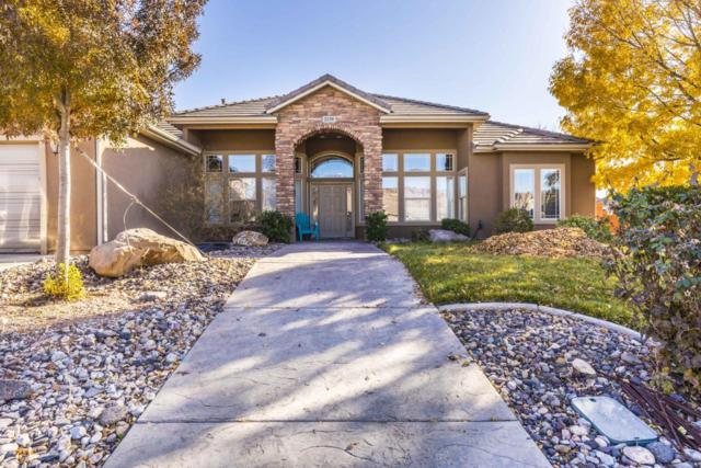 2238 E 2610 S, St George, UT 84790 (MLS #17-189985) :: Diamond Group