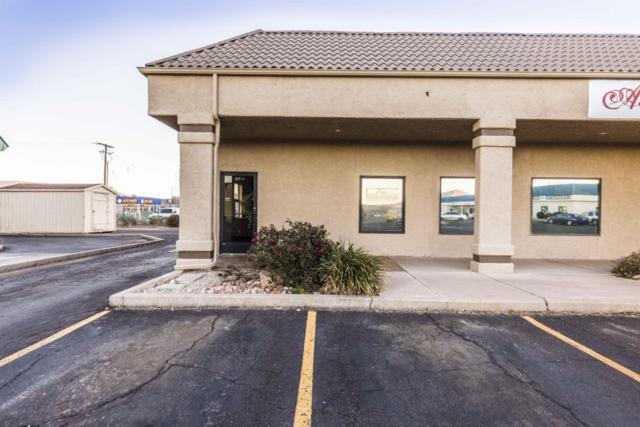 525 W State St Suite A1, Hurricane, UT 84737 (MLS #17-190053) :: Remax First Realty