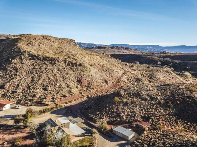 20 Acres End Of Silver Meadows Rd E., Leeds, UT 84746 (MLS #17-190330) :: Red Stone Realty Team