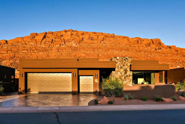 2336 Entrada Trail #25, St George, UT 84770 (MLS #17-190344) :: Remax First Realty