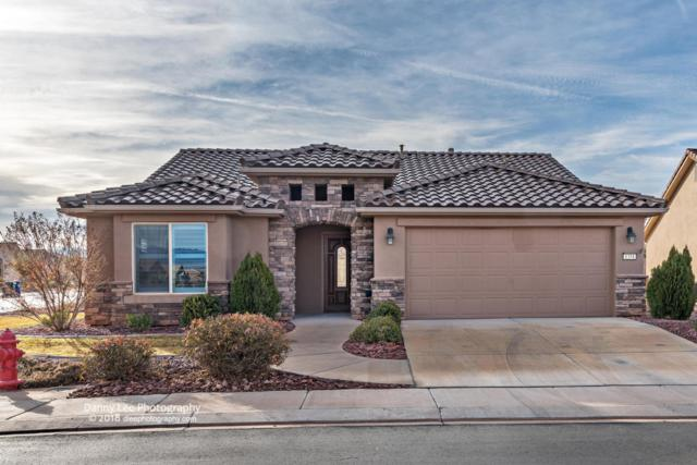 1351 Harvest Heights Dr, St George, UT 84790 (MLS #17-190389) :: The Wright Team