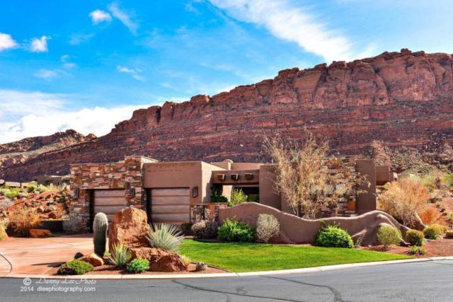 2336 W Entrada Trail #41, St George, UT 84770 (MLS #18-190403) :: Remax First Realty
