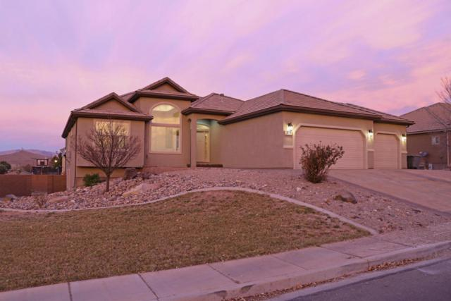 2528 S 2350 E, St George, UT 84790 (MLS #18-190482) :: Diamond Group