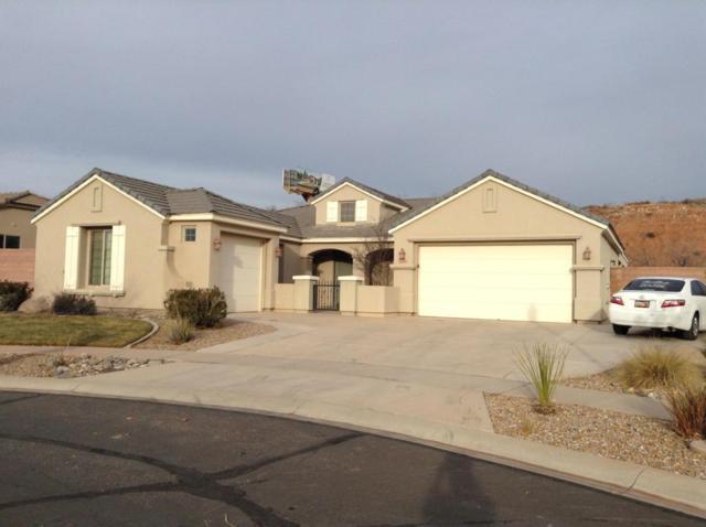 2659 E Spring Canyon Dr, Washington, UT 84780 (MLS #18-190634) :: The Real Estate Collective