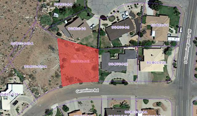 Geronimo Rd #21, St George, UT 84790 (MLS #18-190639) :: Saint George Houses
