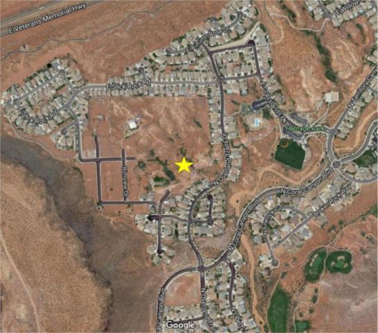 N. Burke Springs Rd. 2 Acres, Washington, UT 84780 (MLS #18-190781) :: Red Stone Realty Team
