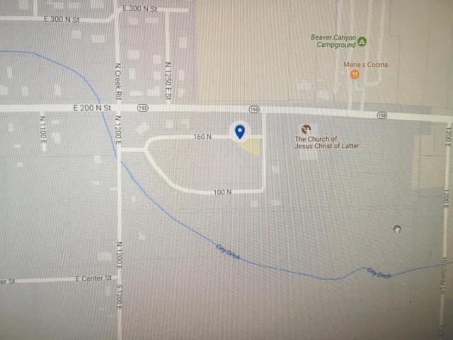 Lot 23 160 N, Beaver, UT 84713 (MLS #18-190854) :: Saint George Houses