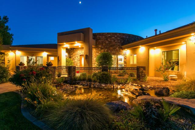 1536 S Cliff Point Dr, St George, UT 84790 (MLS #18-190885) :: The Wright Team