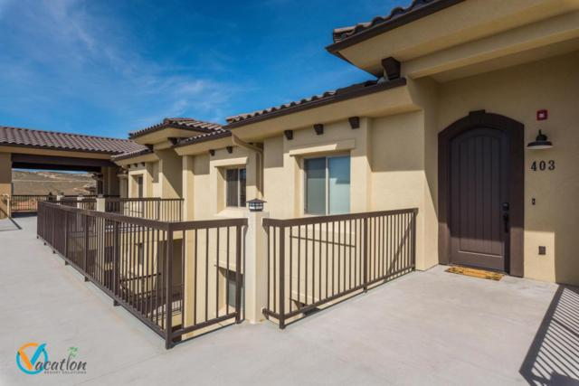 1111 Plantation Dr S-403, St George, UT 84770 (MLS #18-190980) :: Group 46:10 St. George