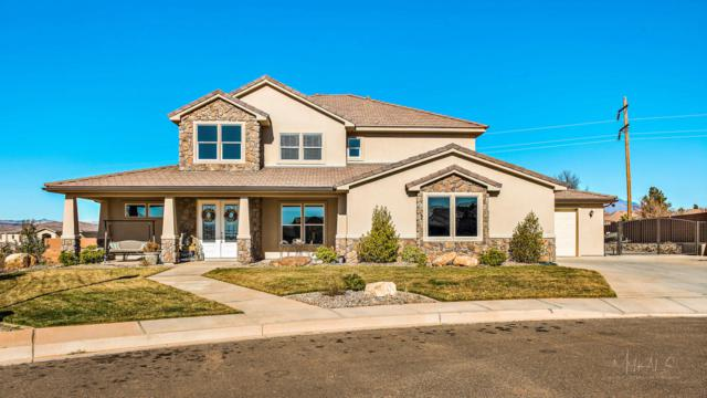 905 E Bronco Dr, Washington, UT 84780 (MLS #18-191074) :: Diamond Group
