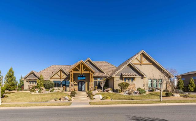 2529 E 3860 S, St George, UT 84790 (MLS #18-191313) :: Red Stone Realty Team