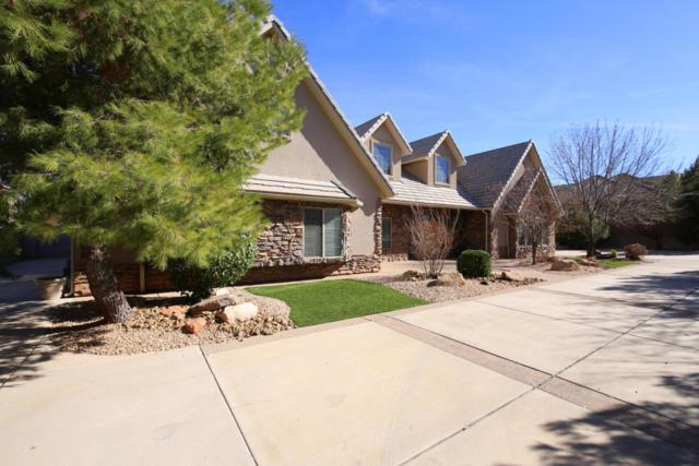 1347 S 2580 E, St George, UT 84790 (MLS #18-191395) :: The Real Estate Collective