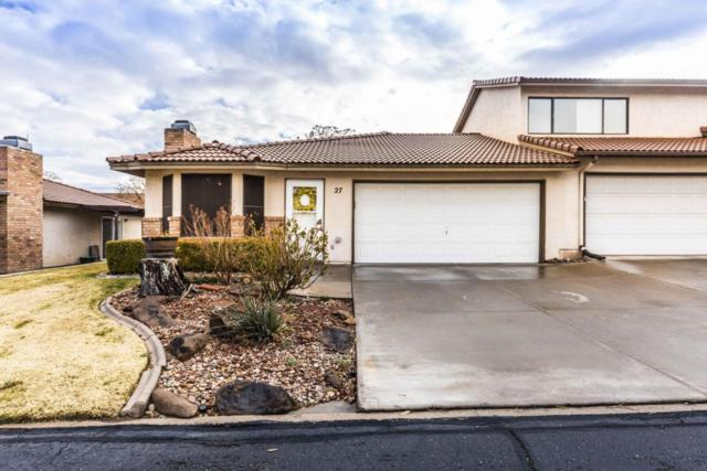 1050 E Brigham Rd #27, St George, UT 84790 (MLS #18-191467) :: The Real Estate Collective