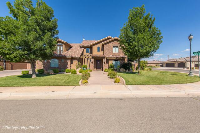 2701 S 3030 E, St George, UT 84790 (MLS #18-191496) :: Diamond Group