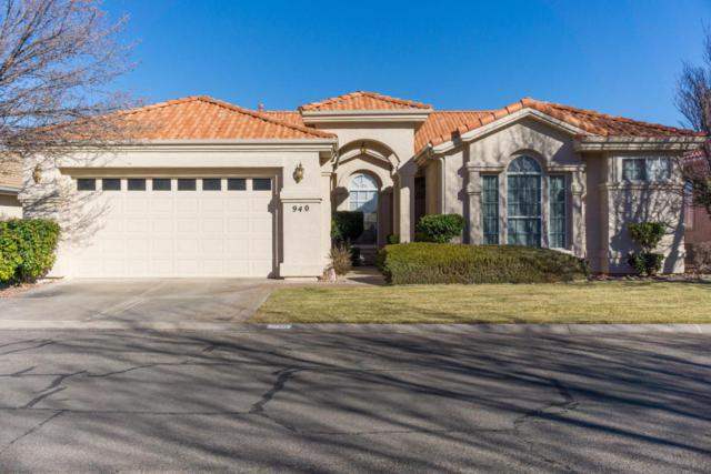 940 N Sky Mountain Ct, Hurricane, UT 84737 (MLS #18-191520) :: The Real Estate Collective