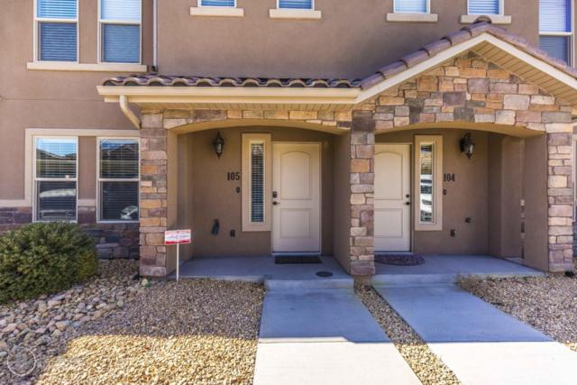 3419 S River Road #105, St George, UT 84790 (MLS #18-191637) :: Diamond Group