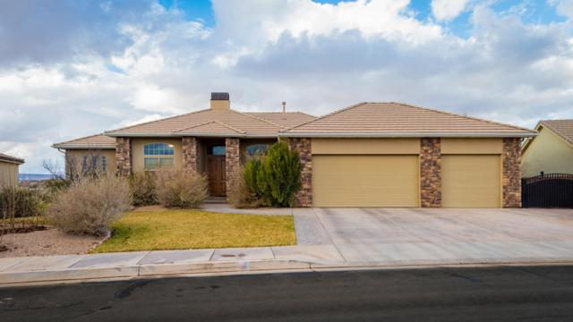 2934 S Circle Ridge Dr, St George, UT 84790 (MLS #18-191719) :: The Real Estate Collective