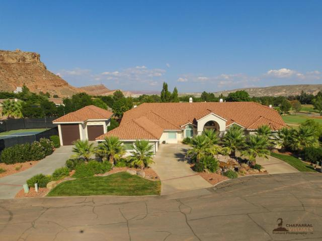 2825 S Jolley Cir, St George, UT 84790 (MLS #18-191741) :: The Real Estate Collective