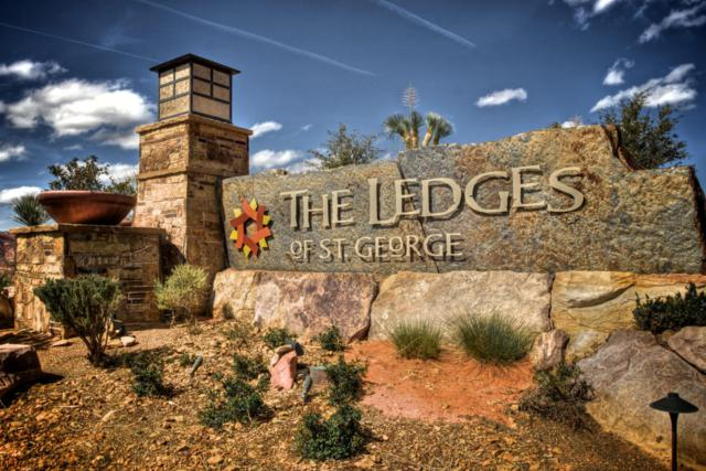 Lot 15 Petroglyph Dr #15, St George, UT 84770 (MLS #18-191775) :: The Real Estate Collective