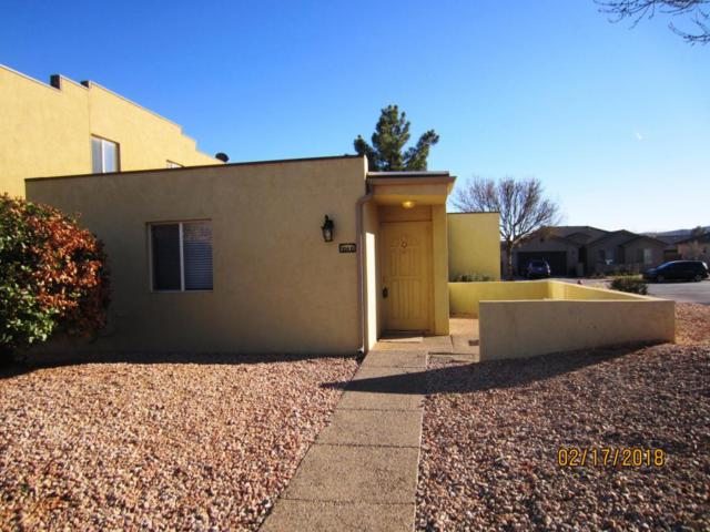 35 E 600 S #B104, Ivins, UT 84738 (MLS #18-191791) :: Remax First Realty