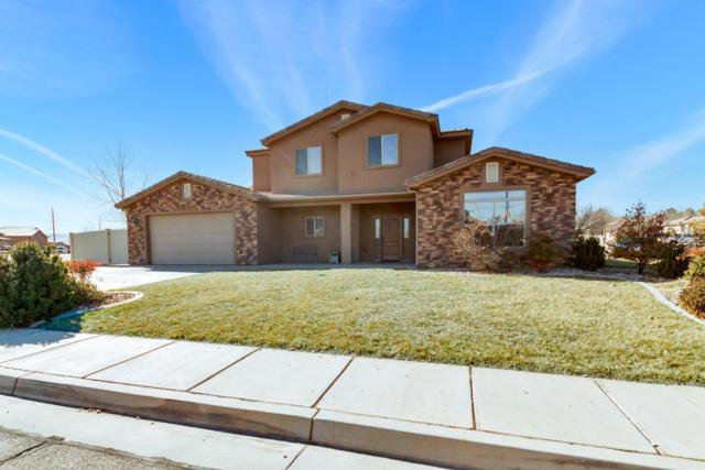 99 N Lee Ln, St George, UT 84790 (MLS #18-191799) :: Remax First Realty