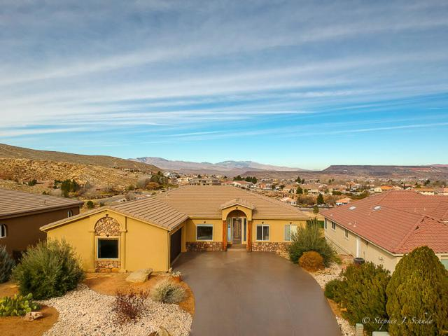 2340 S 1400 E, St George, UT 84790 (MLS #18-191812) :: Remax First Realty